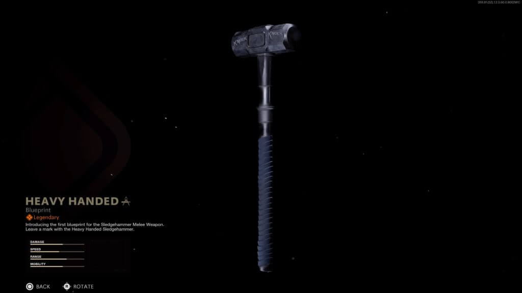 Cómo desbloquear el Sledgehammer en Call of Duty: Black Ops Cold War
