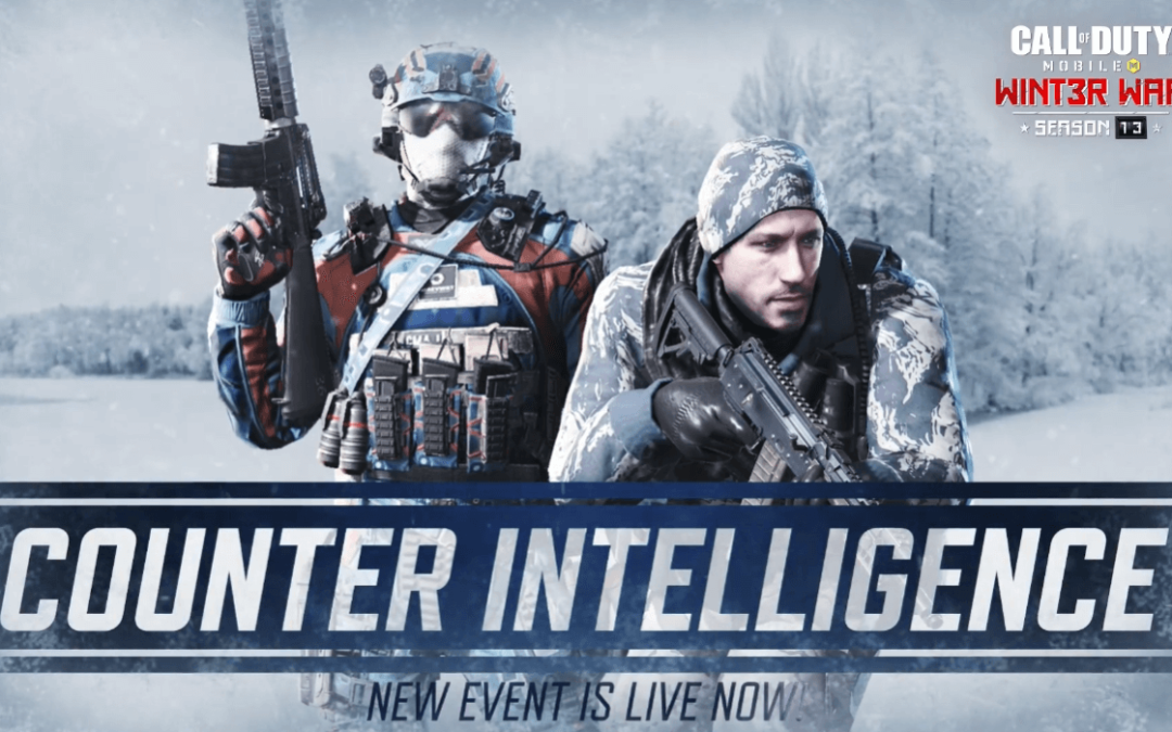 Todo lo que necesitas saber sobre el evento CoD: Mobile Counter Intelligence
