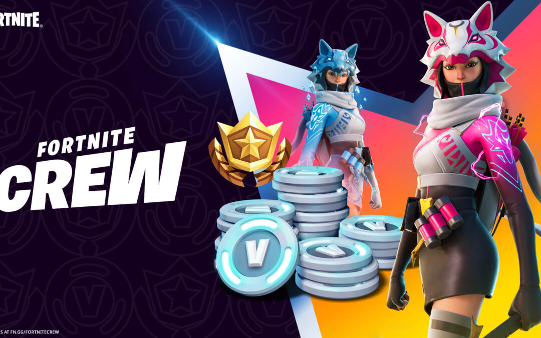 Se ha revelado el nuevo skin Vi de Fortnite Crew de febrero