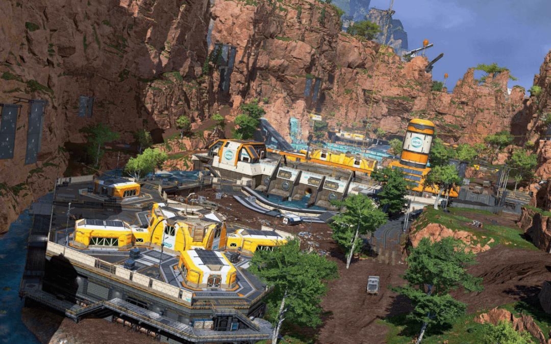Kings Canyon contará con más opciones de rotación y una sección del mapa completamente nueva en la temporada 8
