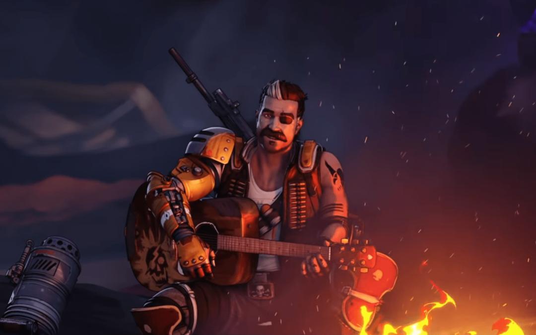 Apex Legends revela la canción original, 'Outlaw's Oath', cantada por el propio Fuse