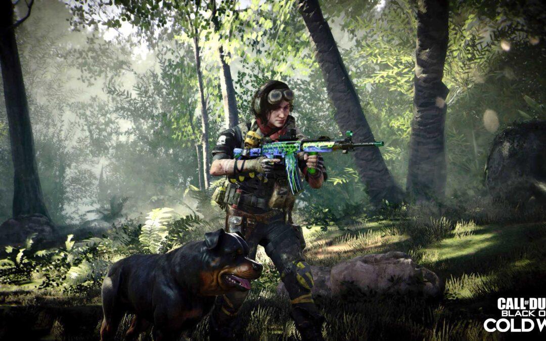 Activision retira 'temporalmente' el paquete NecroKing de Call of Duty: Warzone