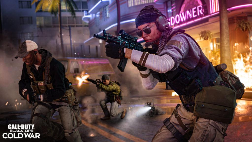 Treyarch está listo para presentar el mapa de Miami Strike en Call of Duty: Black Ops Cold War la próxima semana