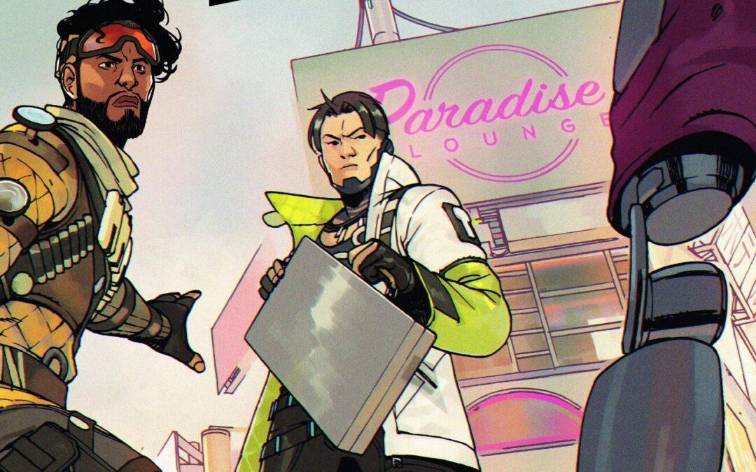El primer número del cómic Overtime de Apex Legends ya está disponible para su compra