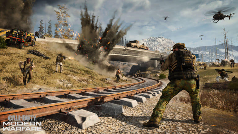 Activision solicita el cierre del sitio web de SBMM Warzone