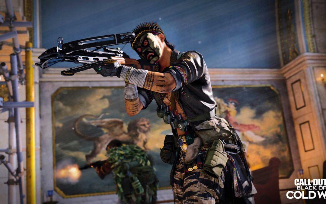 La ballesta de Call of Duty: Black Ops Cold War se lanza oficialmente esta semana