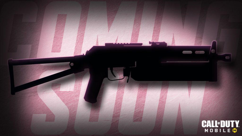 CoD: Mobile recibirá un SMG de Modern Warfare en la temporada 3
