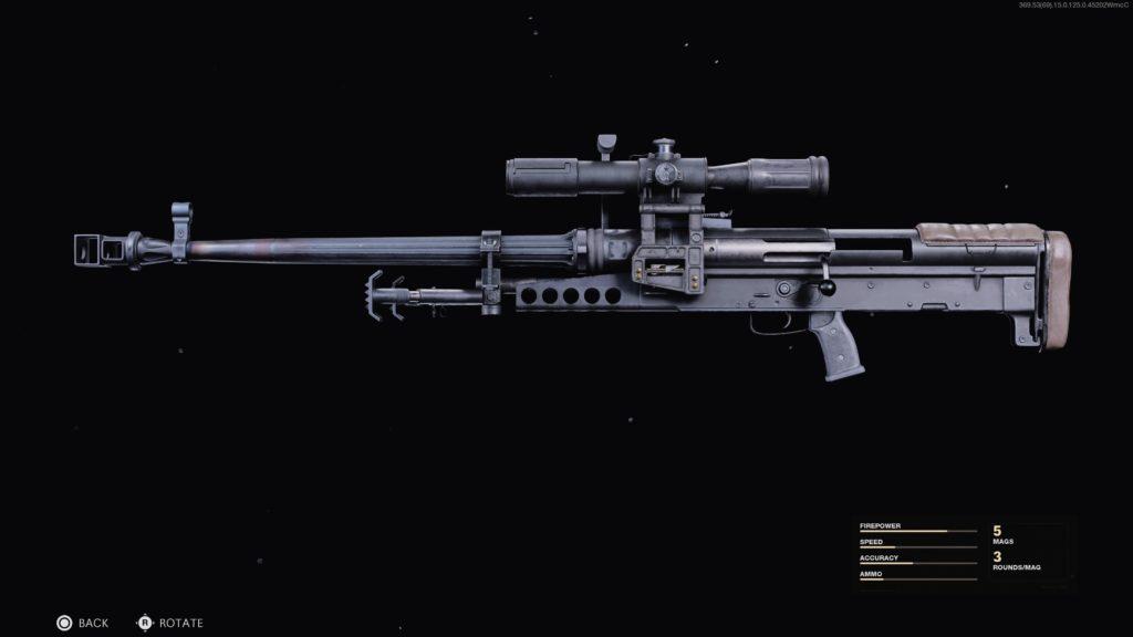 Cómo desbloquear el rifle de francotirador ZRG de 20 mm en Call of Duty: Black Ops Cold War