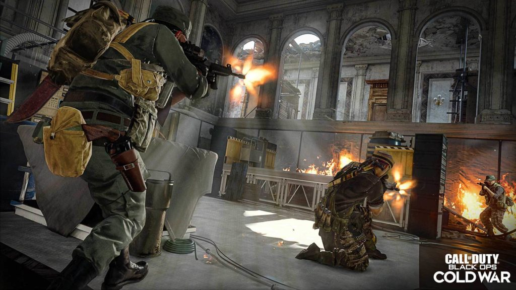 El modo Gunfight Tournament llega a Call of Duty Black Ops Cold War esta semana
