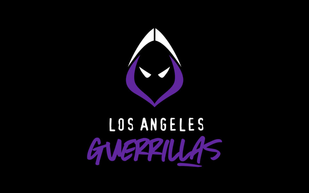 los angeles guerrillas cod league 2021