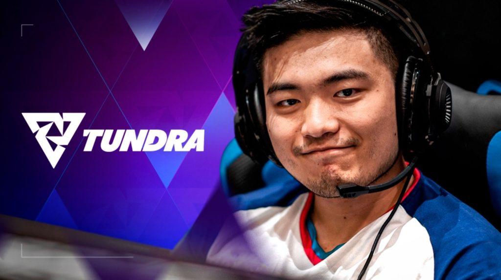 Tundra Esports agrega a Sneyking a la lista de Dota 2
