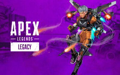 Nueva temporada de Apex Legends, Legacy, ha comenzado