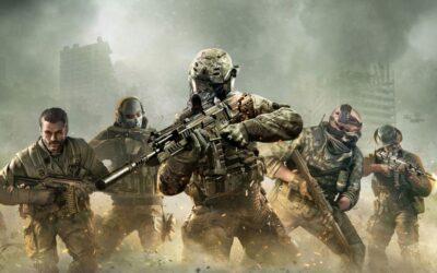 Call of Duty: Mobile supera los 500 millones de descargas