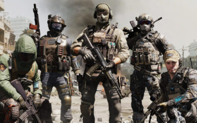 CoD: Mobile Season 4 podría traer una nueva ventaja y clase BR