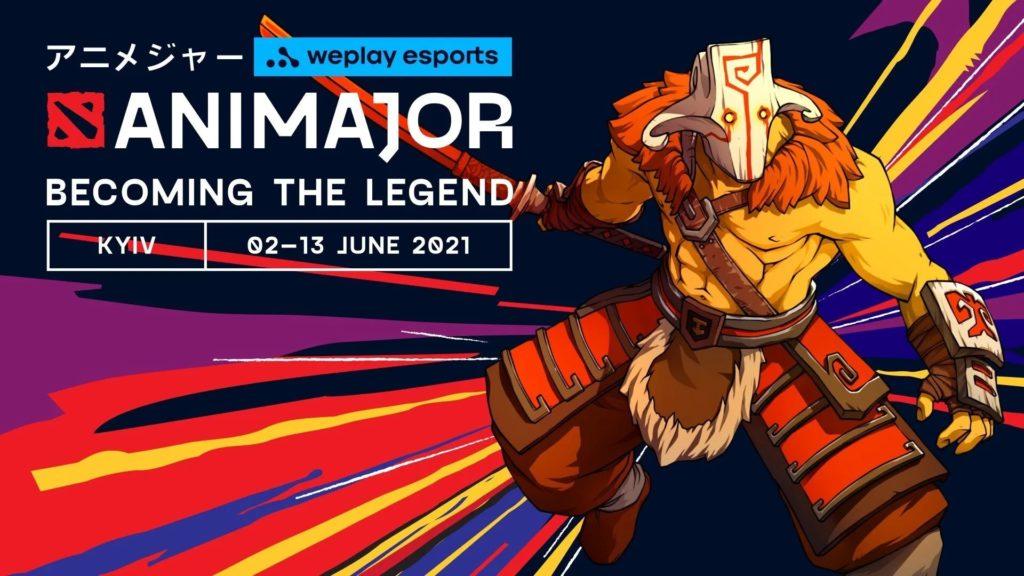Aquí están las clasificaciones de WePlay Esports AniMajor DPC 2021