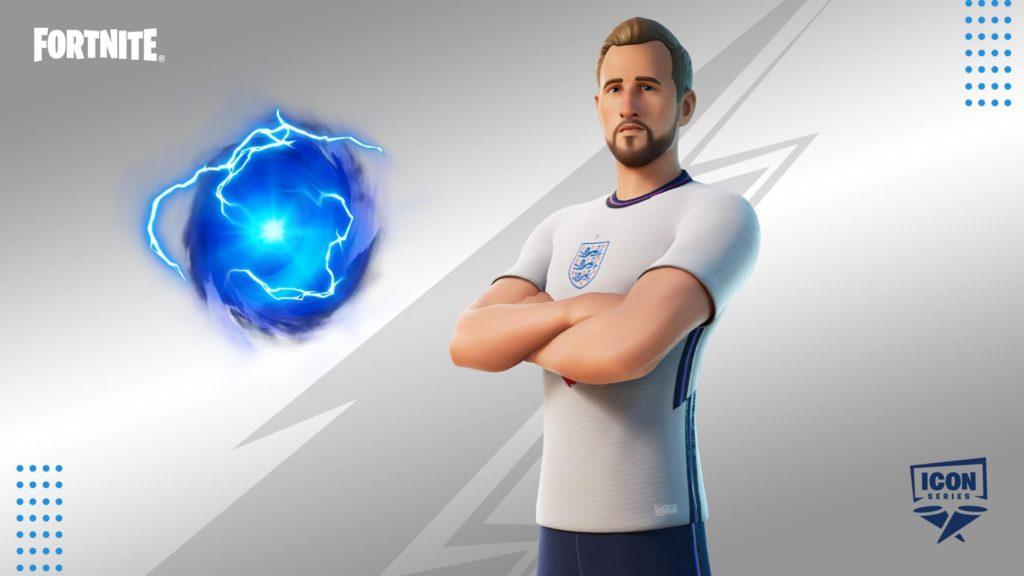 Las skins de las superestrellas del fútbol Marco Reus y Harry Kane llegarán a Fortnite esta semana