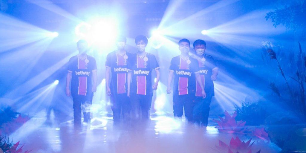 PSG.LGD se convierte en el primer equipo en alcanzar la gran final de WePlay Esports AniMajor