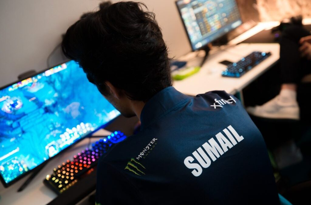 SumaiL regresa a OG como hard carry